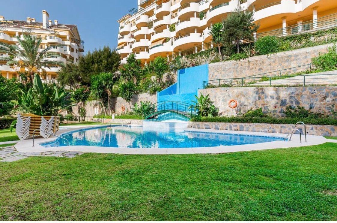 Apartment in Señorio de Aloha, Marbella