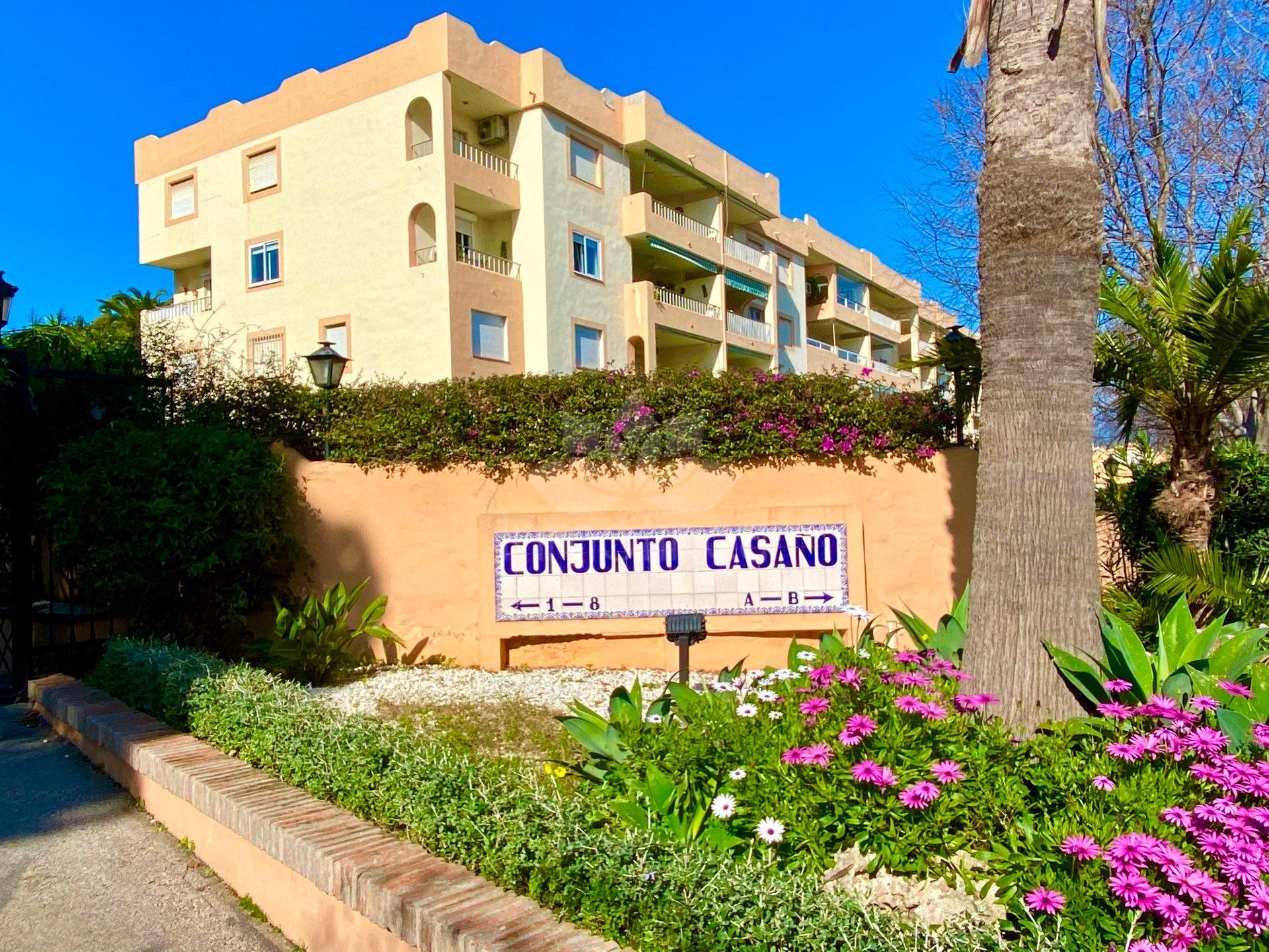 Apartment in Conjunto Casaño, Marbella