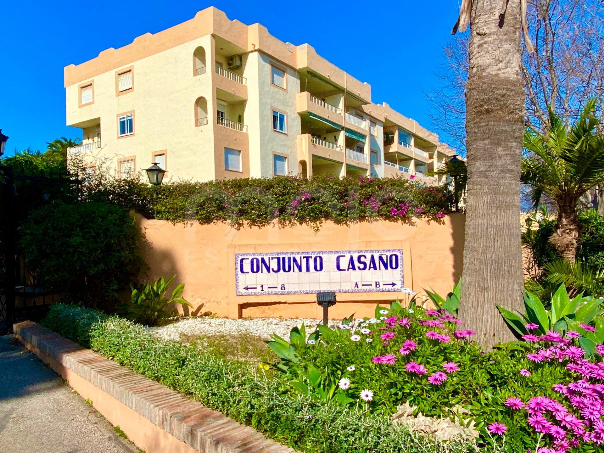 Bonito apartamento de un dormitorio está situado en la mejor zona de Nueva Andalucía