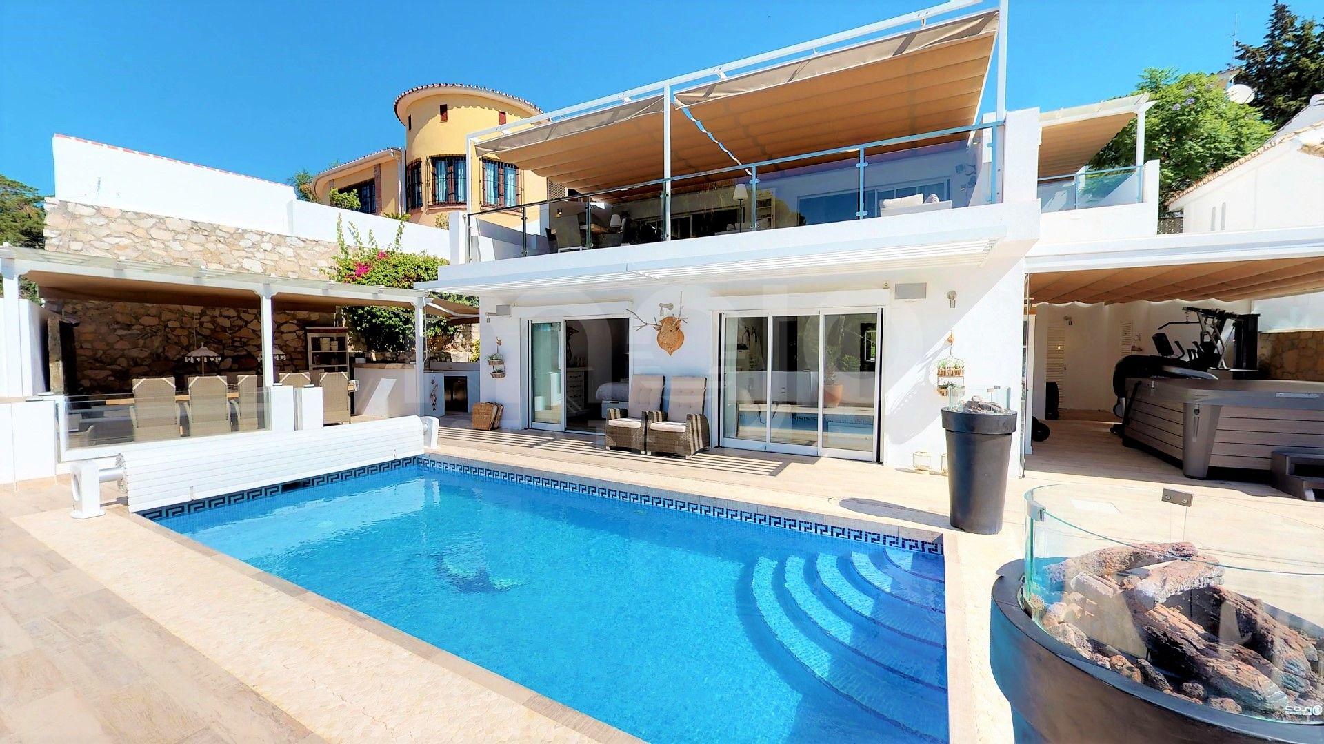 Villa til salg i Torreblanca, Fuengirola