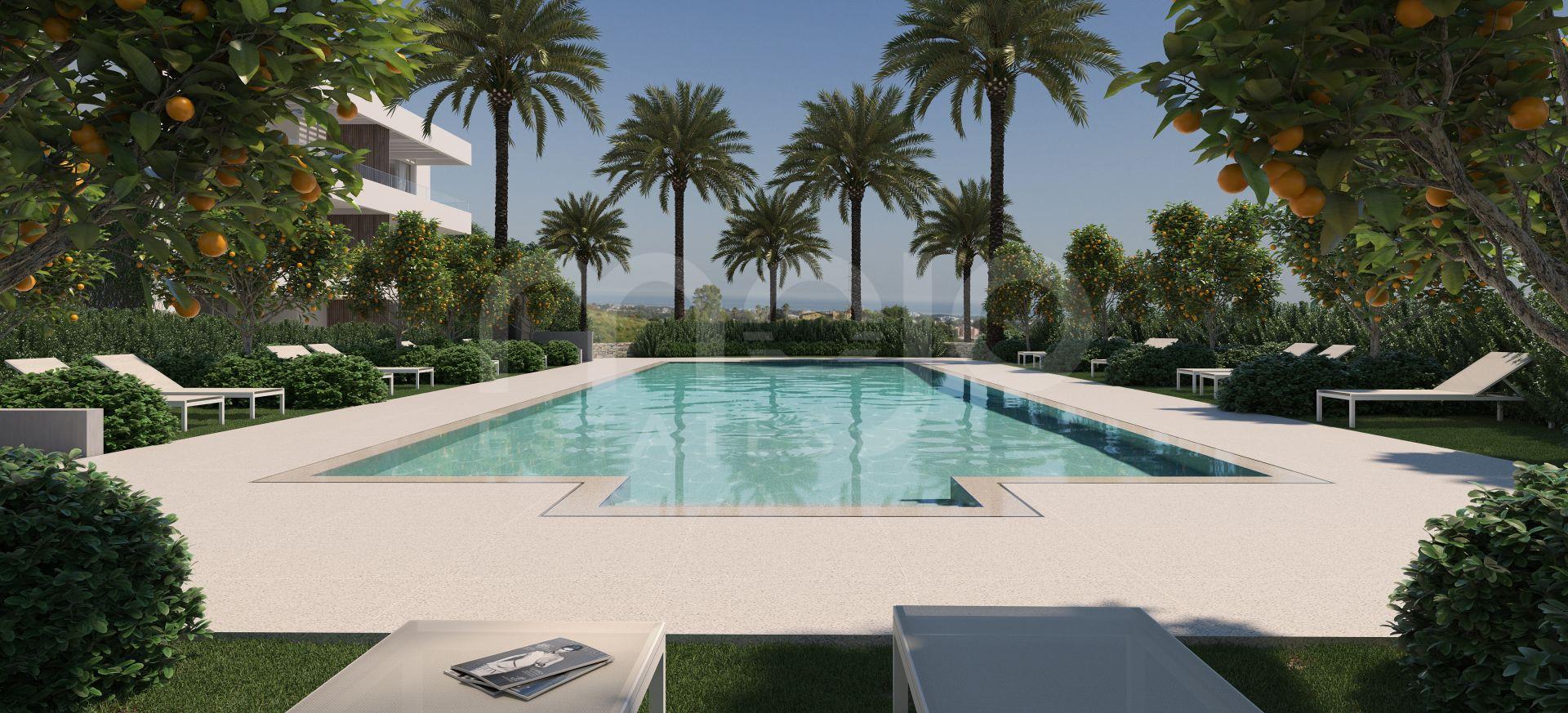 Unico Benahavis, luxury modern apartments in the coveted area of Los Arqueros