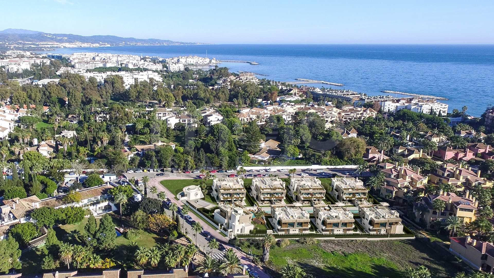 Développement dans Marbella - Puerto Banus
