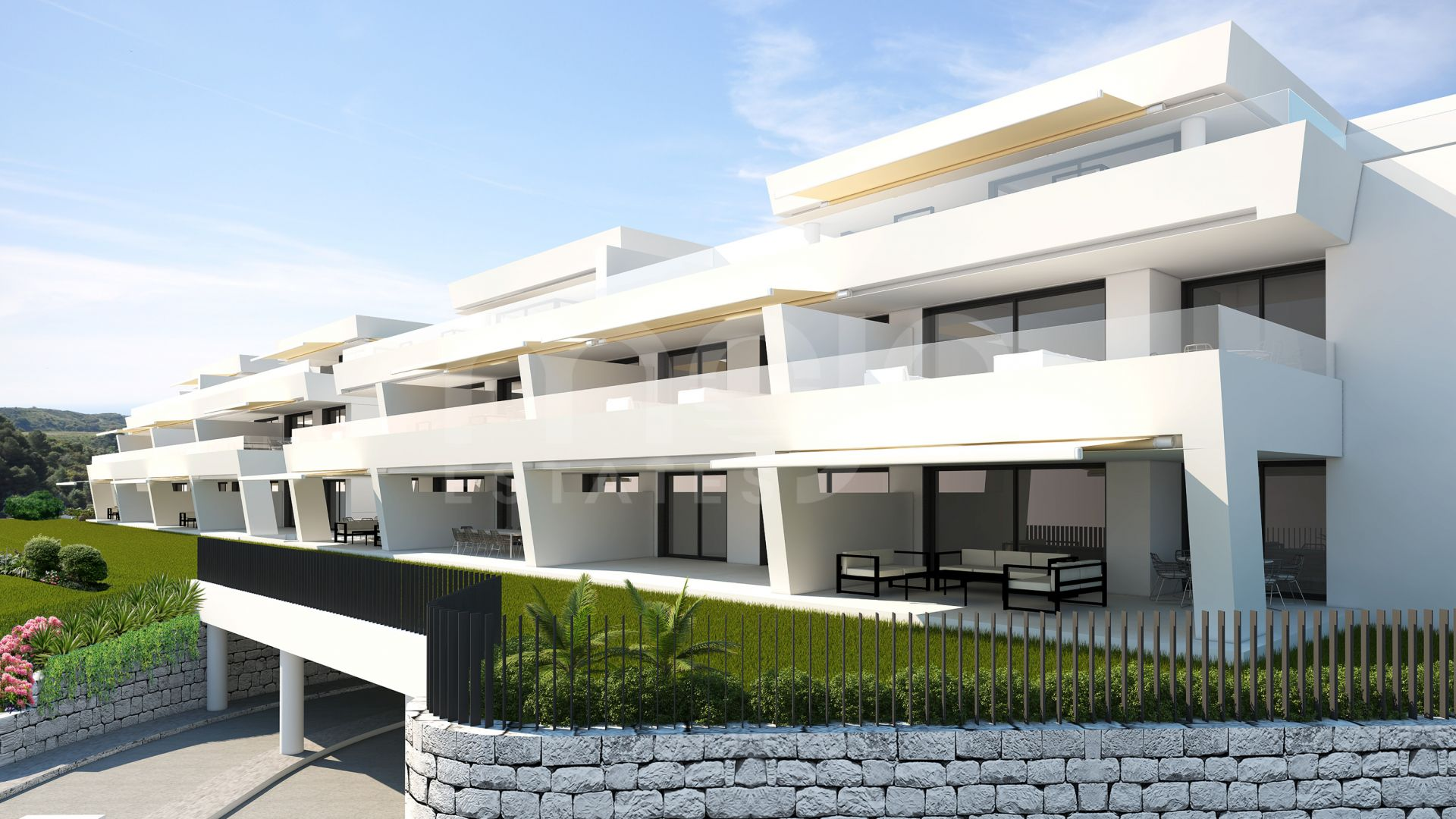Azahar de Marbella, luxury apartments for sale in Nueva Andalucia