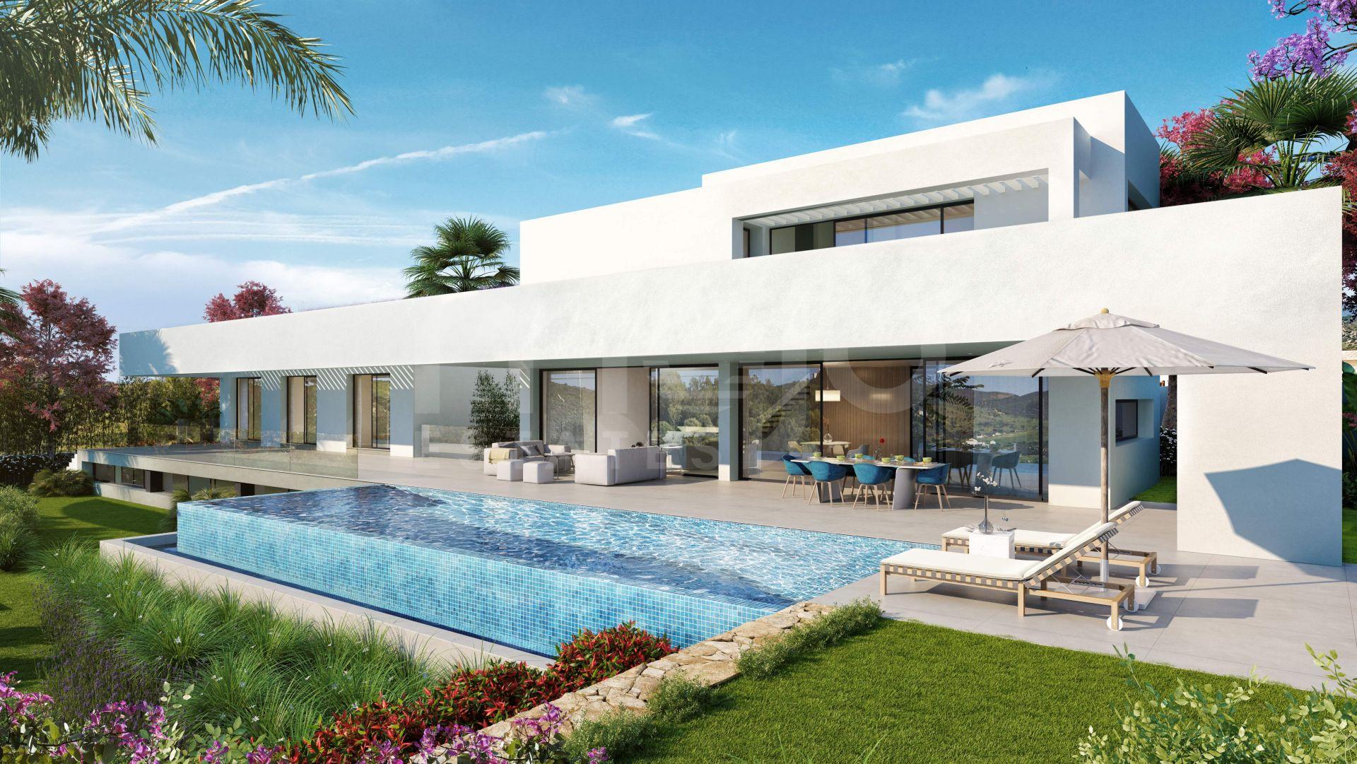 Los Flamingos Views, luxury living villas in the saught after Los Flamingos Golf Resort