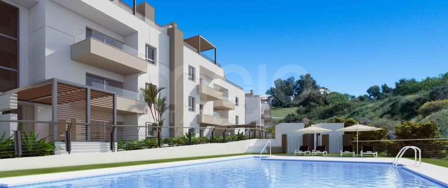 Fastighetsprojekt i La Cala Golf, Mijas Costa