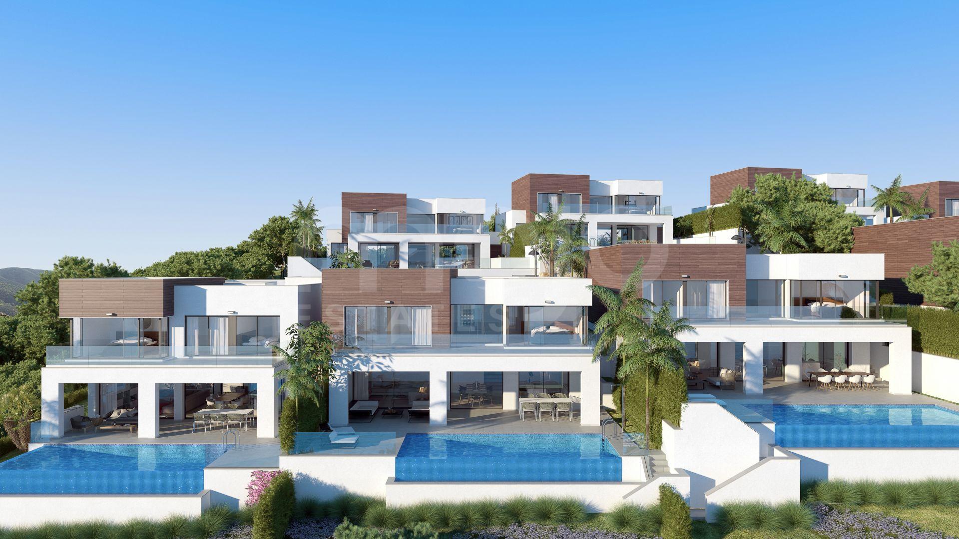 Fastighetsprojekt i Cala de Mijas, Mijas Costa