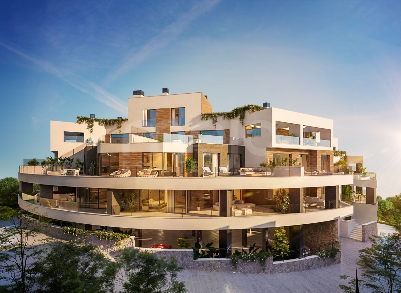 Spacious Marbella apartments in Los Monteros