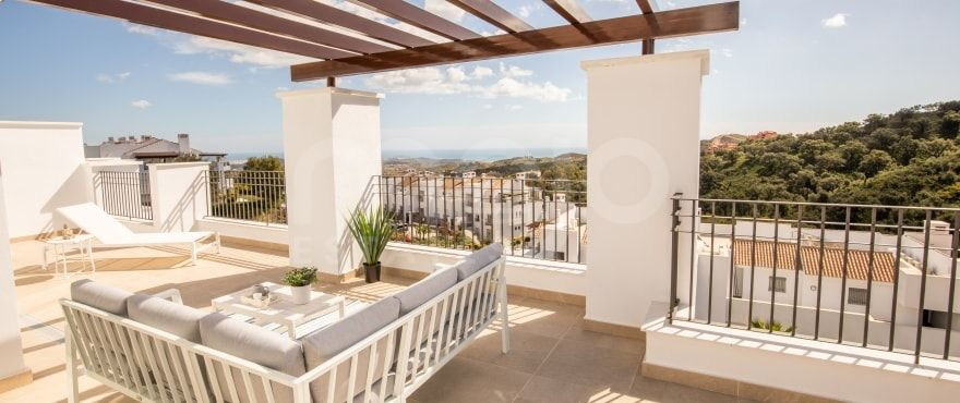 La Floresta, mediterranean style apartments in a privileged environment next to Marbella