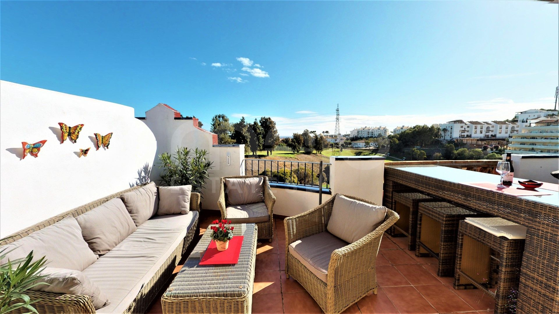 Penthouse for sale in Miraflores, Mijas Costa