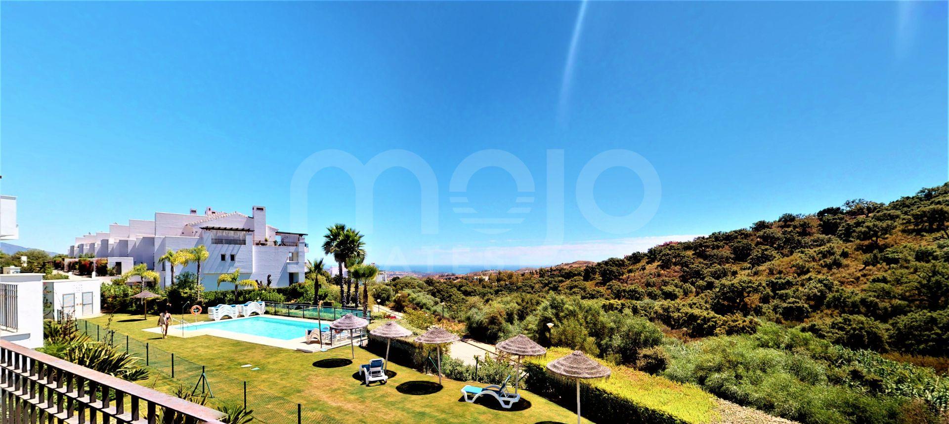 Lägenhet till salu i La Mairena, Marbella Öst