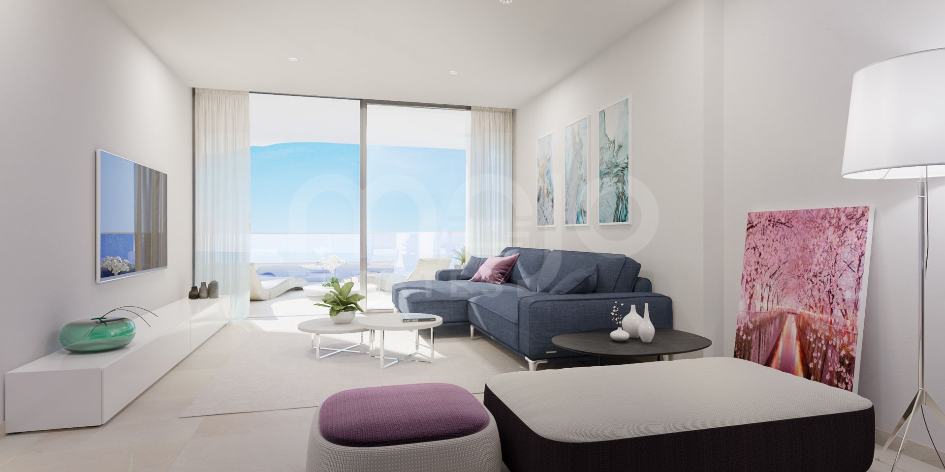 Apartment for sale in Benalmadena Pueblo