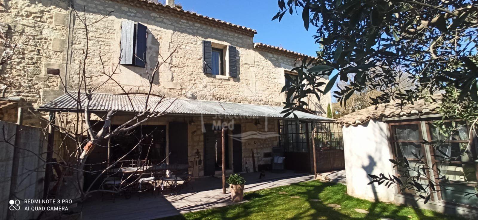 House in Saint-Rémy-de-Provence