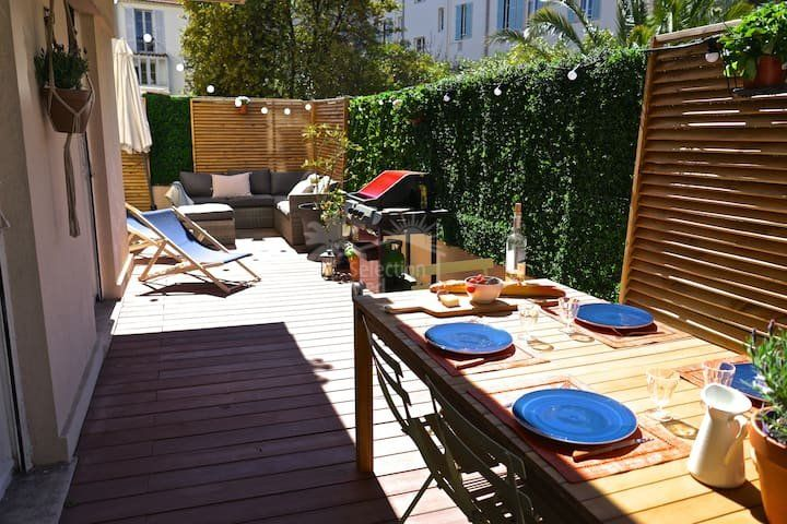 Apartment in Antibes