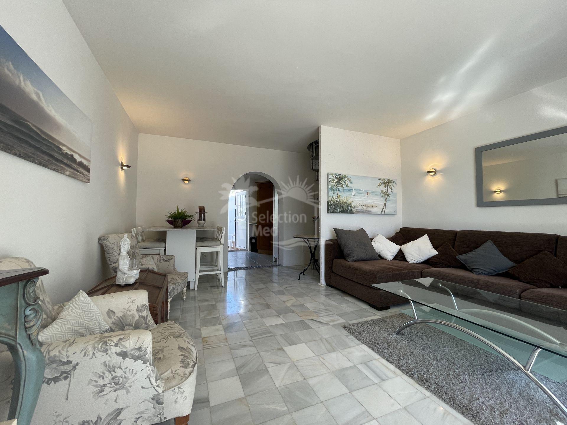 Semi Detached House in Rio Real, Marbella