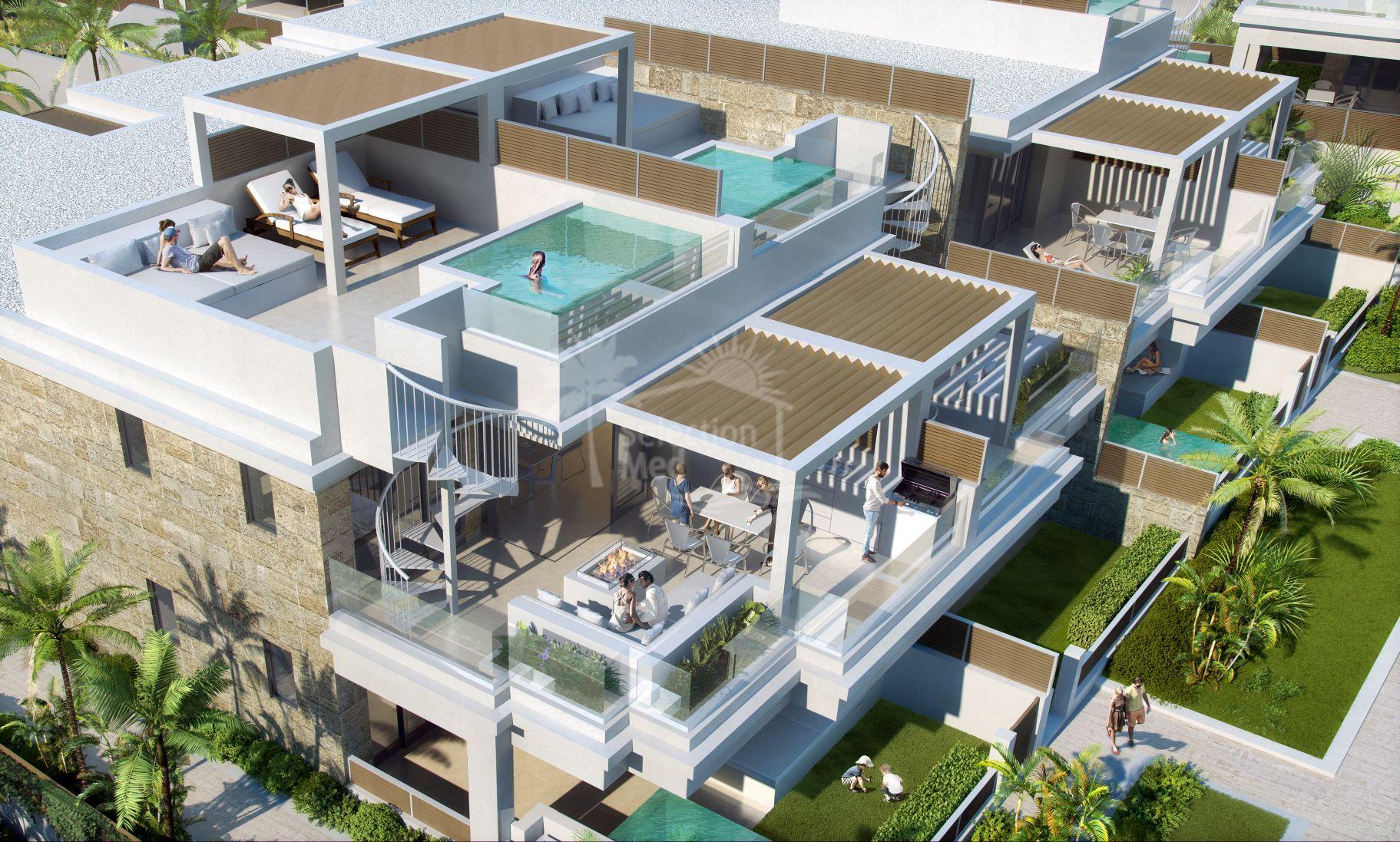 Apartment in Cala de Mijas, Mijas Costa