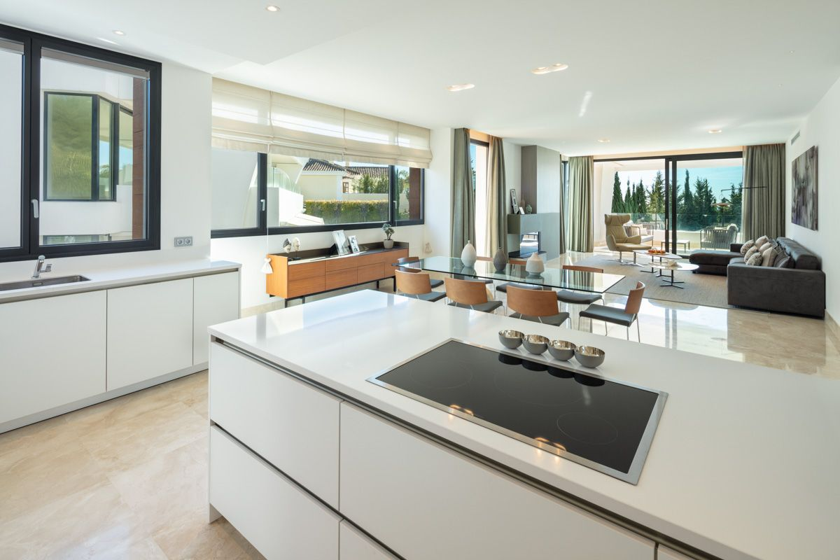 Penthouse in Sierra Blanca, Marbella