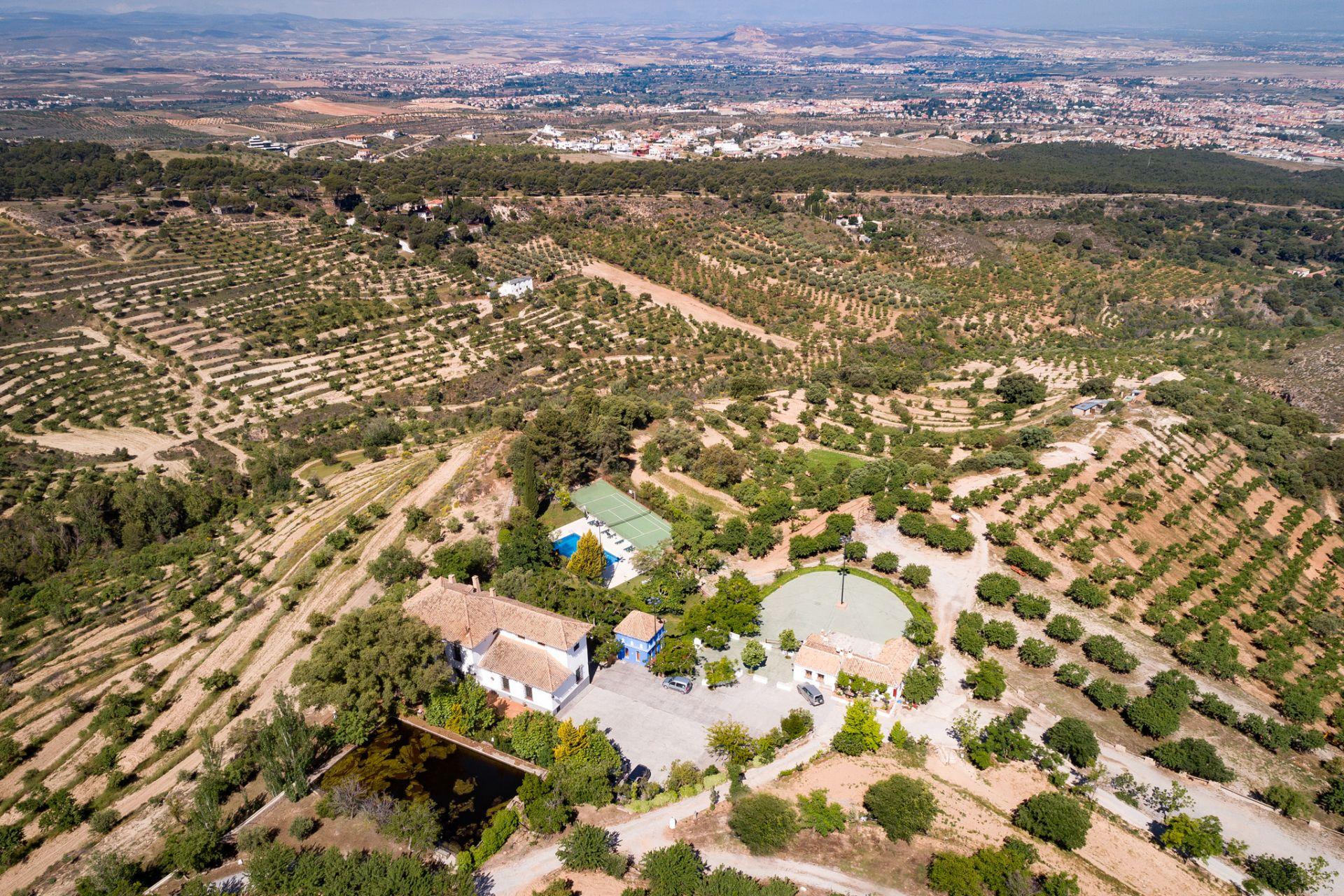 Finca en Granada