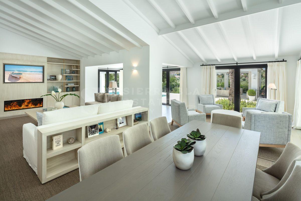 Charmante Villa de Luxe à Nueva Andalucia