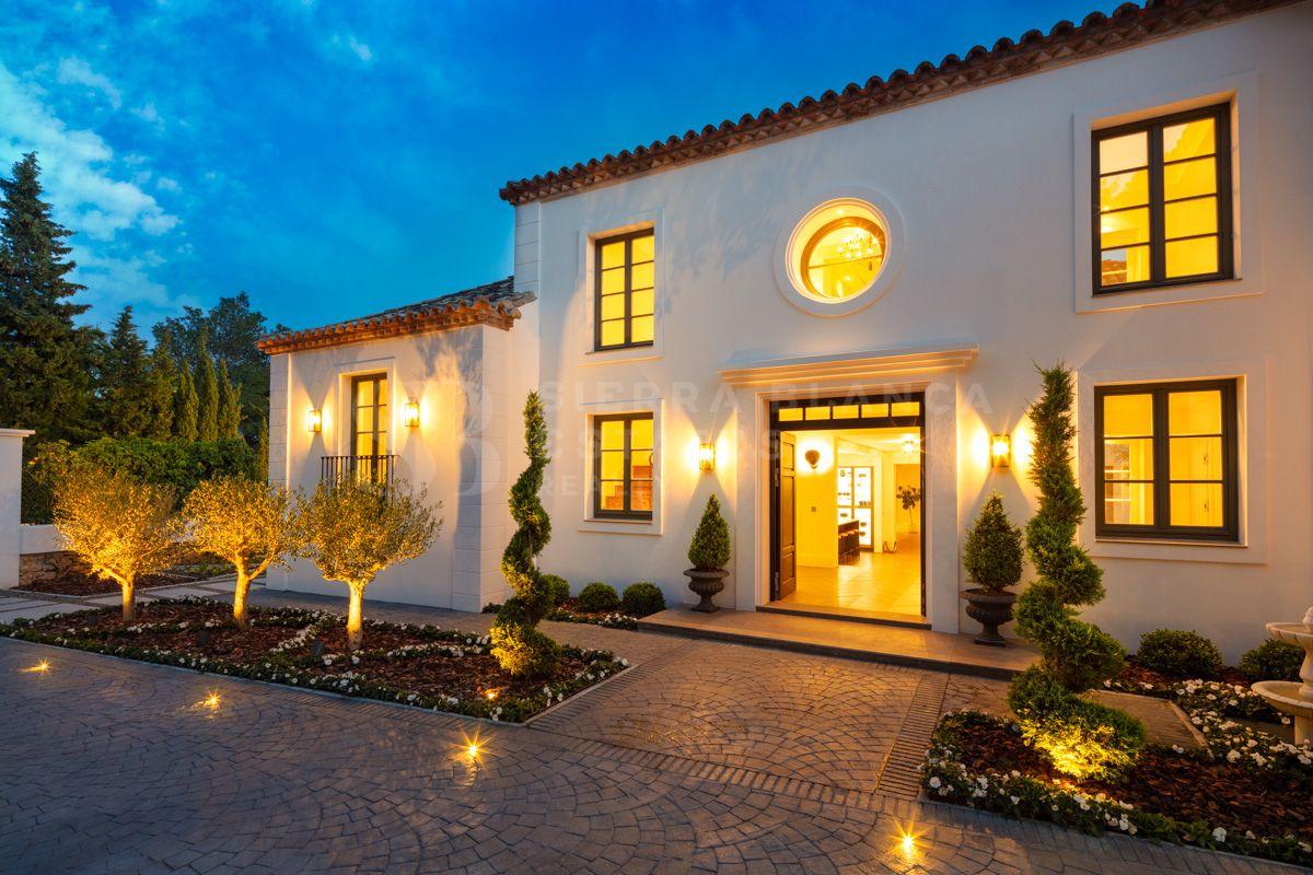Gorgeous Luxury Villa in Sierra Blanca