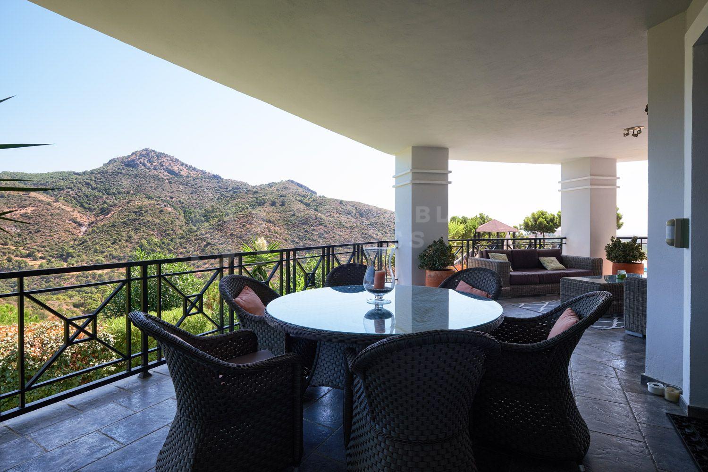 Magnificent villa in Monte Mayor, Benahavis