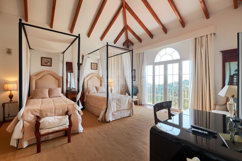 Magnifique villa en pleine nature à El Madroñal