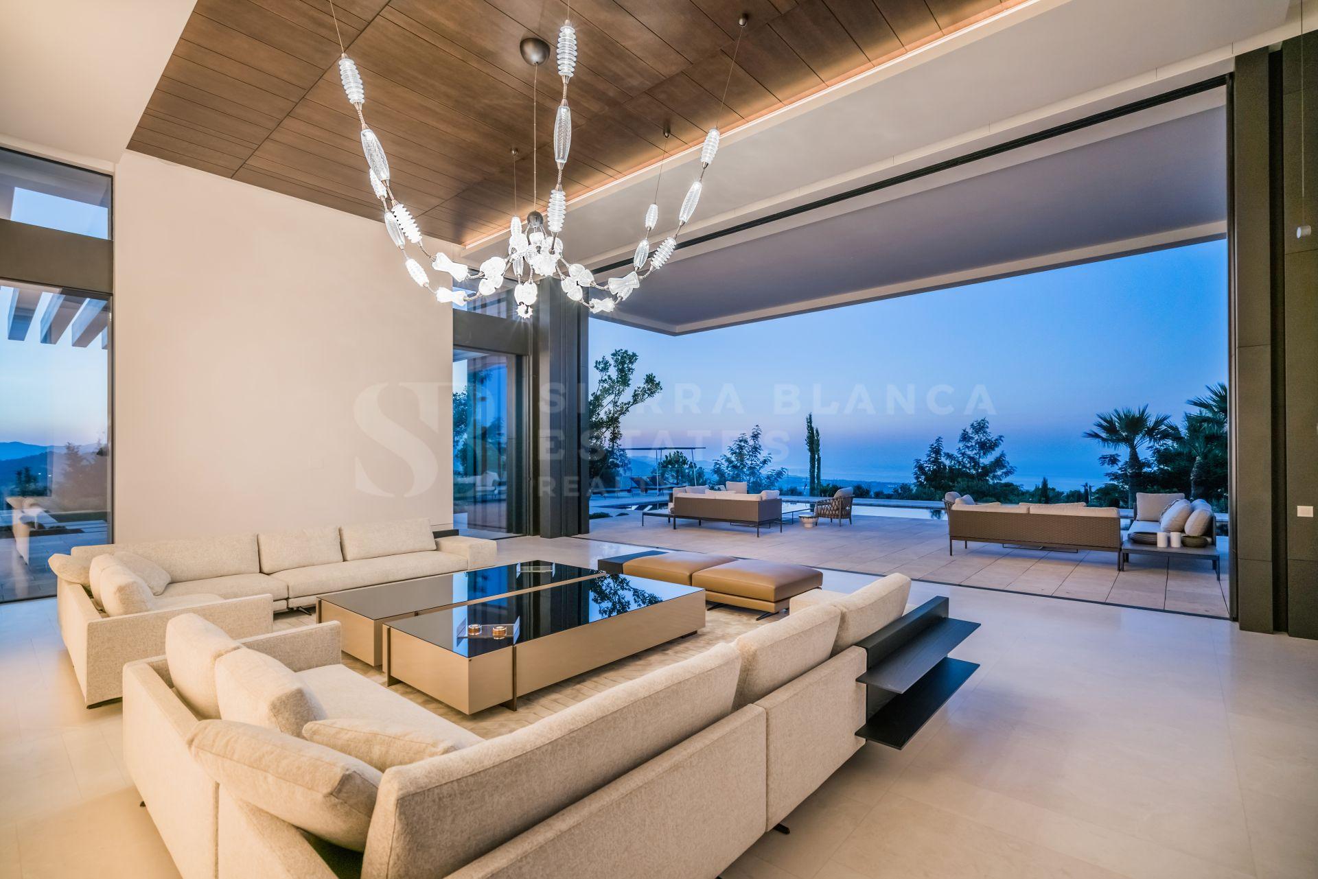 Ultra Modern Masterpiece in La Zagaleta