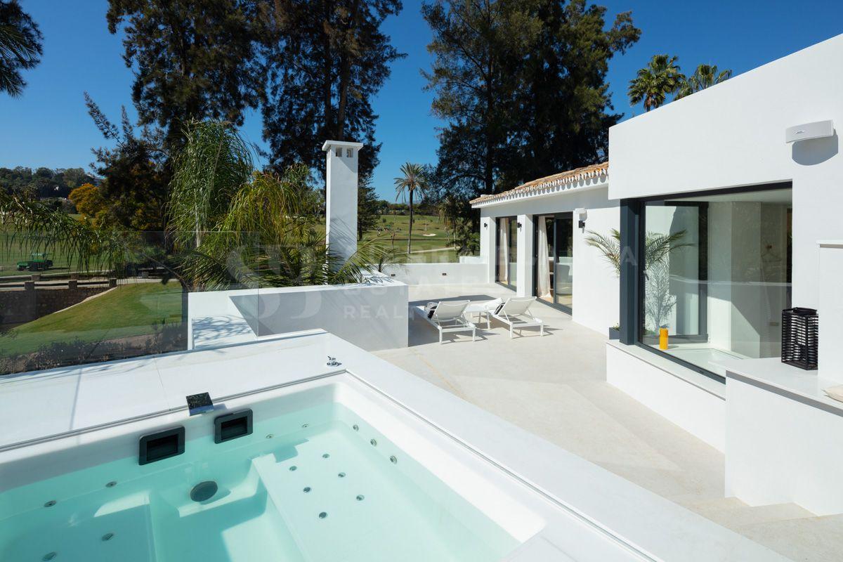 Villa exclusive et moderne en première ligne de golf, Nueva Andalucia