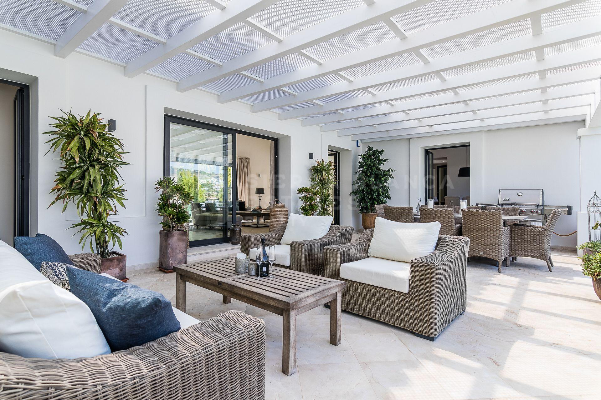 Espectacular Villa en Los Naranjos Golf, Nueva Andalucía