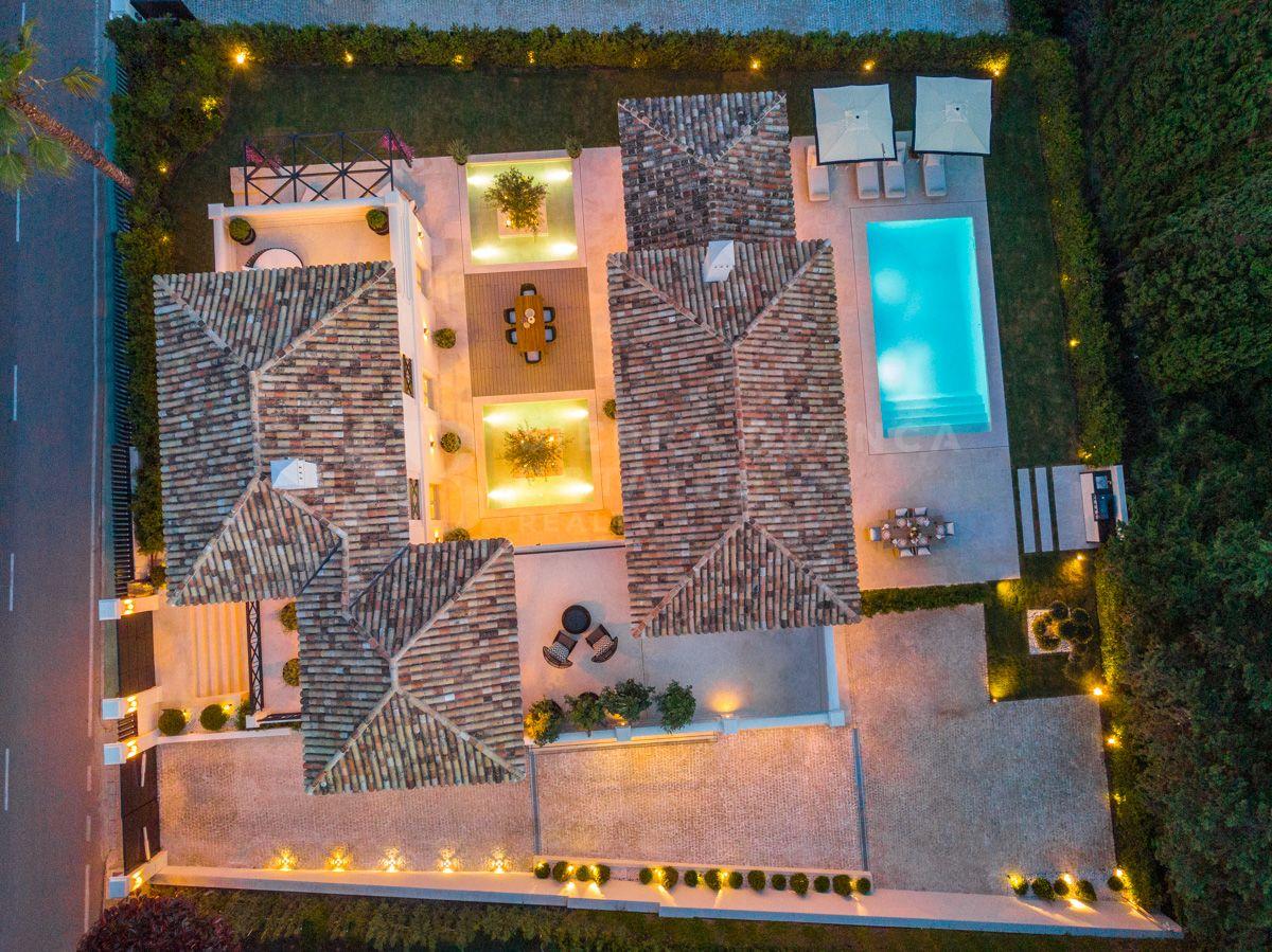 Villa Élégante à côté du Parc de Nagüeles
