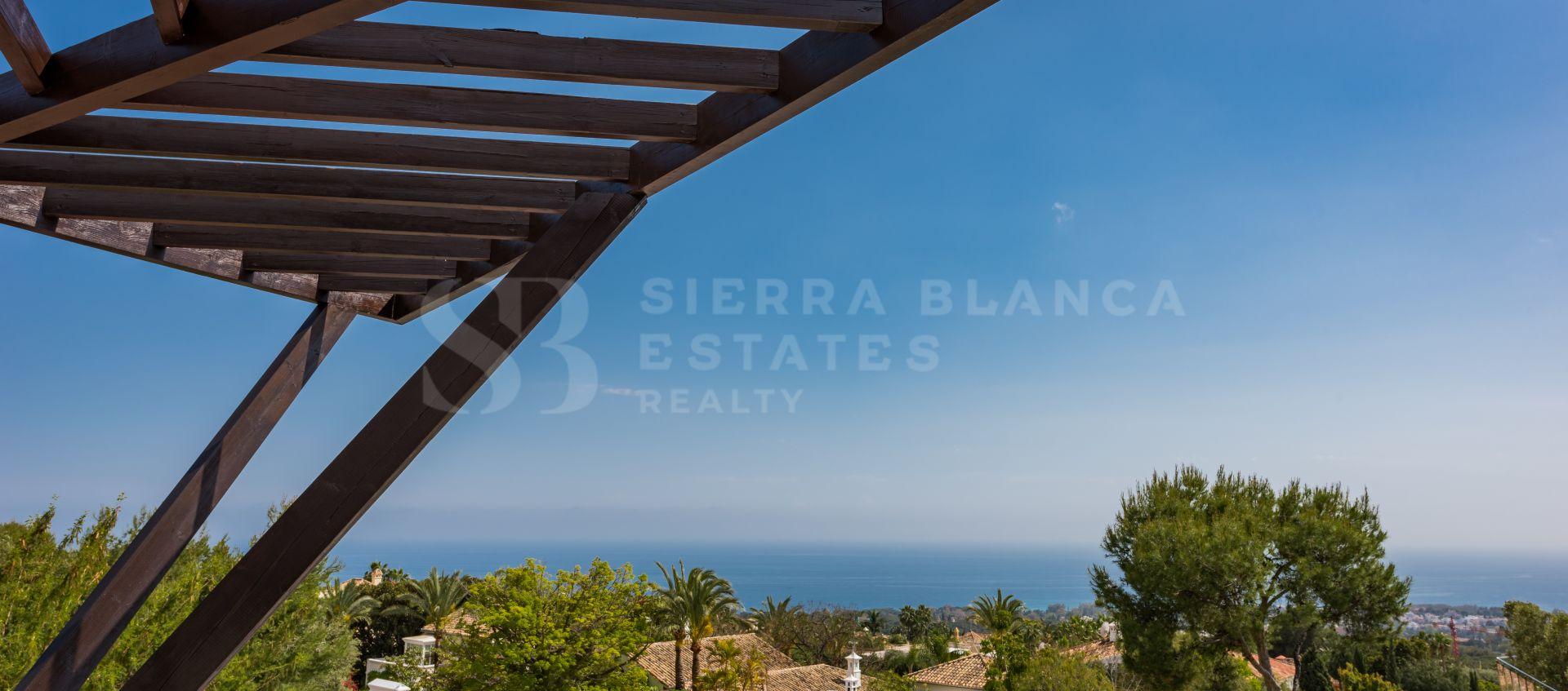 Independent Villa with Views 360º
