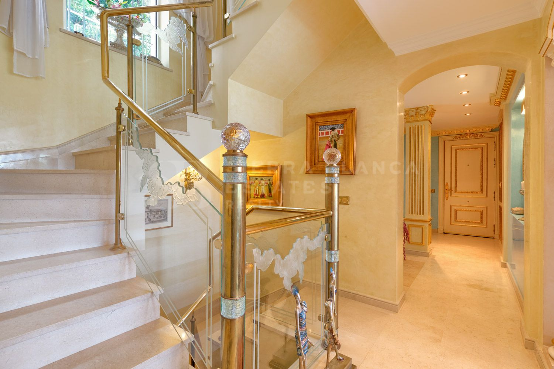 Villa à vendre à Nagüeles, Marbella Golden Mile