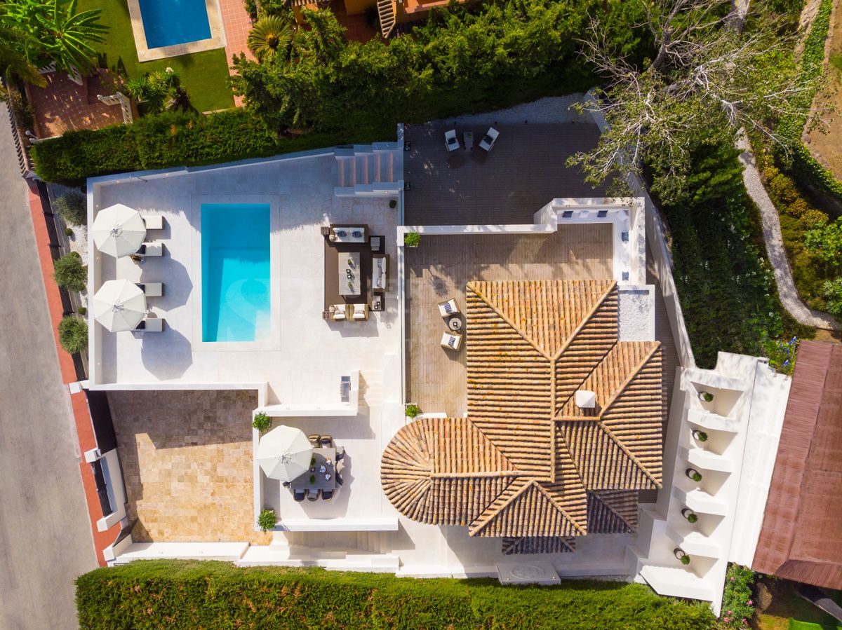 Stunning Refurbished Villa in Nueva Andalucia