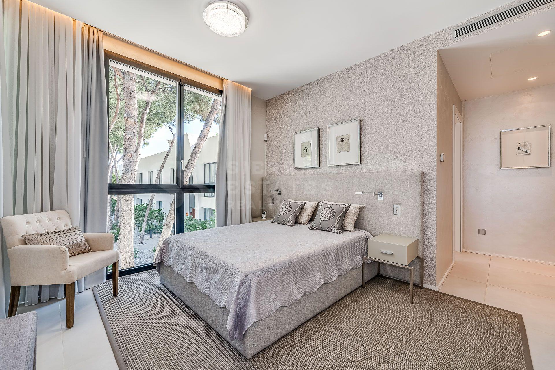 Penthouse en duplex unique à Sierra Blanca