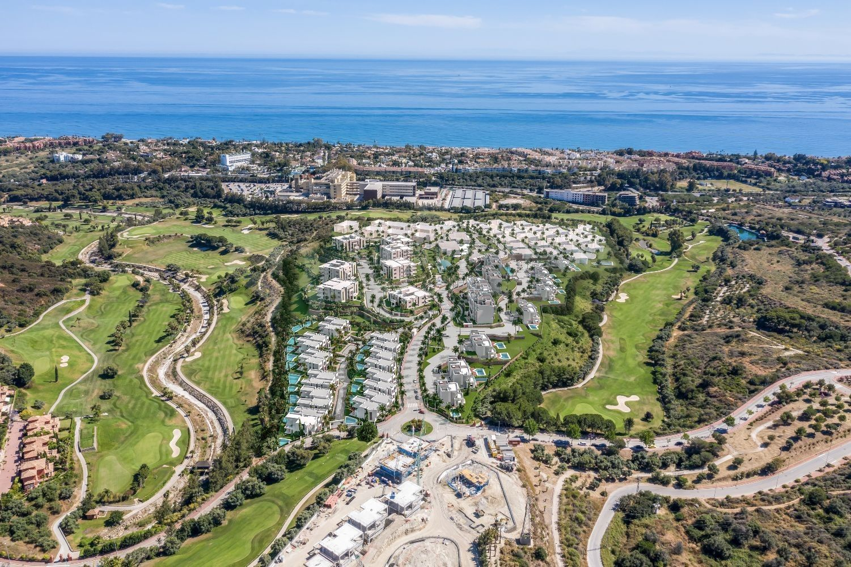 Soul Marbella - Complexe de luxe à Santa Clara Golf