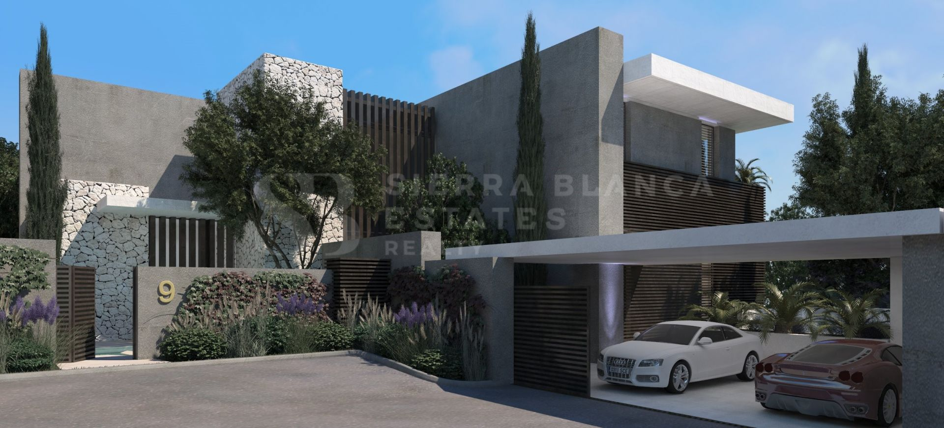 The Hills - Villas exclusives avec vue panoramique
