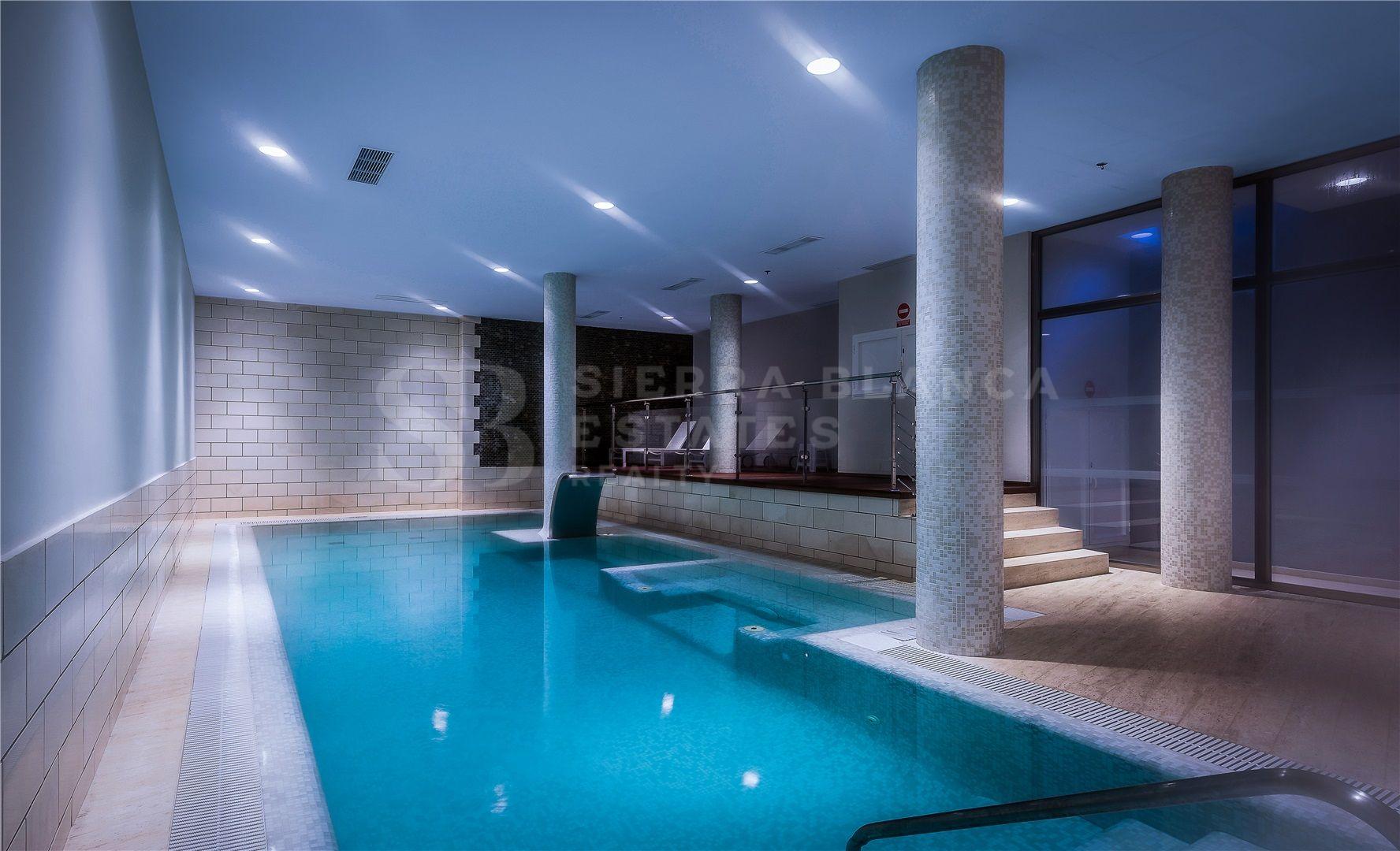 Luxurious semi-detached villa in Sierra Blanca