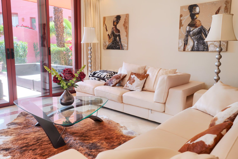 Modern Ground floor Apartment in Menara Beach