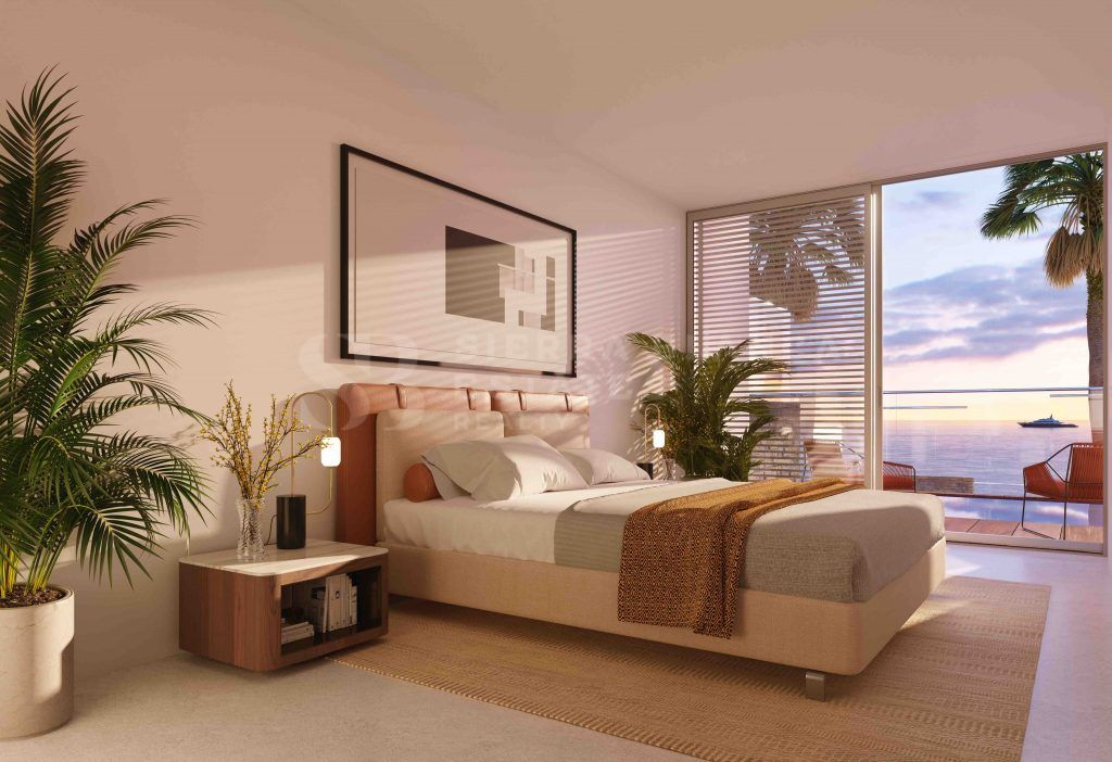 The Edge - Cutting-Edge Beachfront Apartments and Penthouses in Estepona