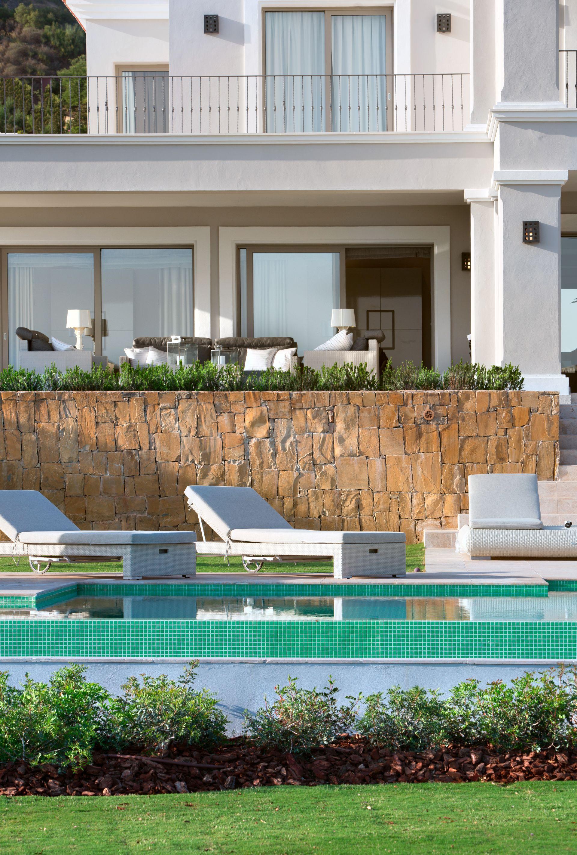 Magnifique viilla en première ligne de golf à Marbella Club Golf Resort