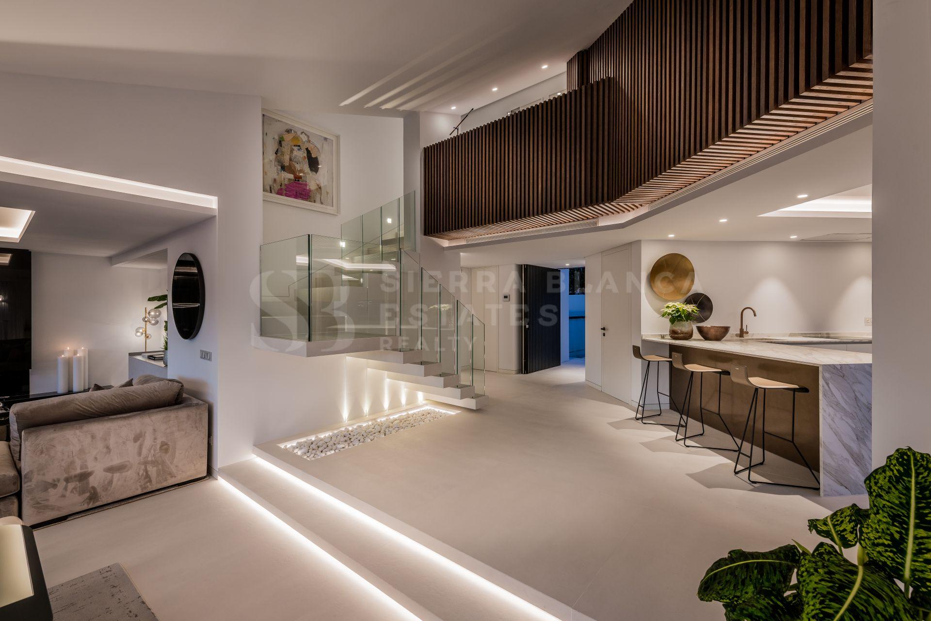 Stunning Modern Villa in Nueva Andalucia