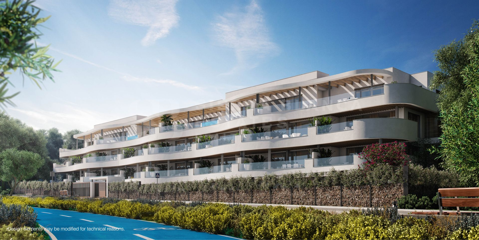Higuerón West - Exclusive Residential Complex in Fuengirola