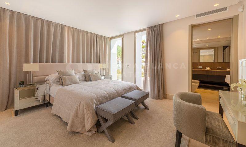 Villa à vendre à Marbella Golden Mile