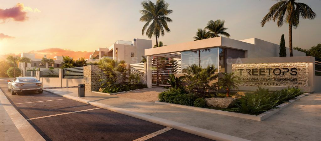Tree Tops - 23 New Exclusive Homes in Guadalmina Alta