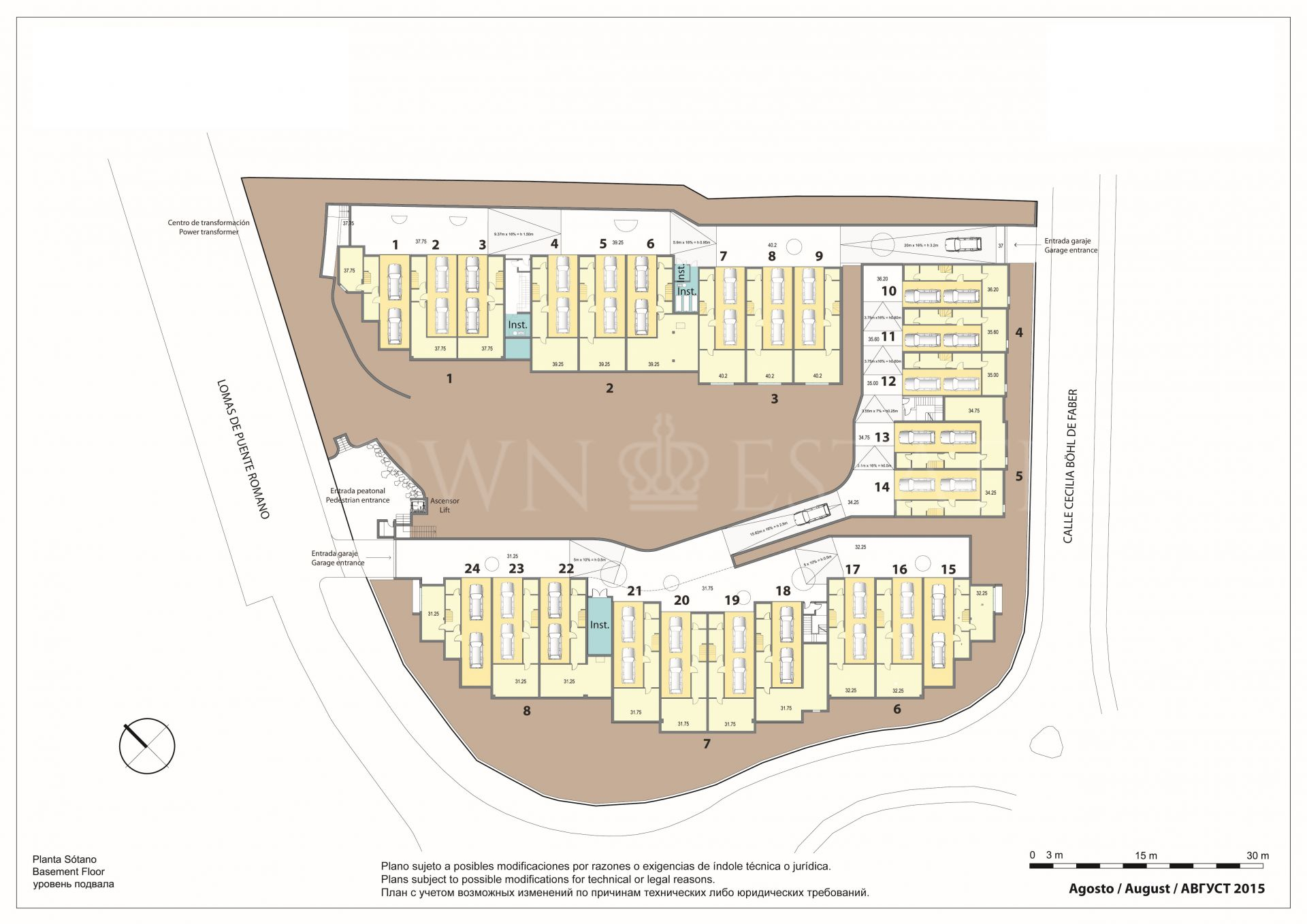 Last unit: Key Ready new Townhouse in Golden Mile