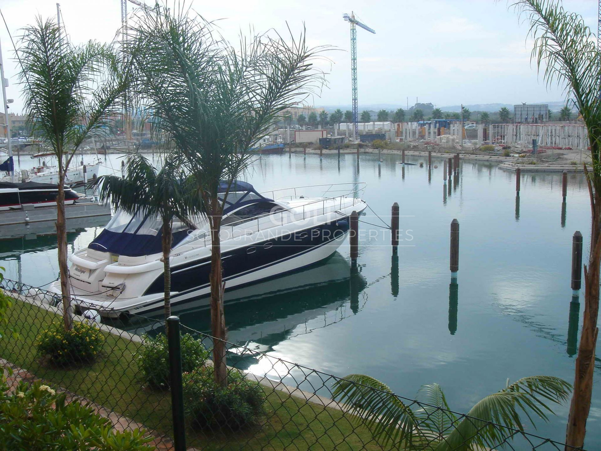 Apartment in Obispo with view of the Marina