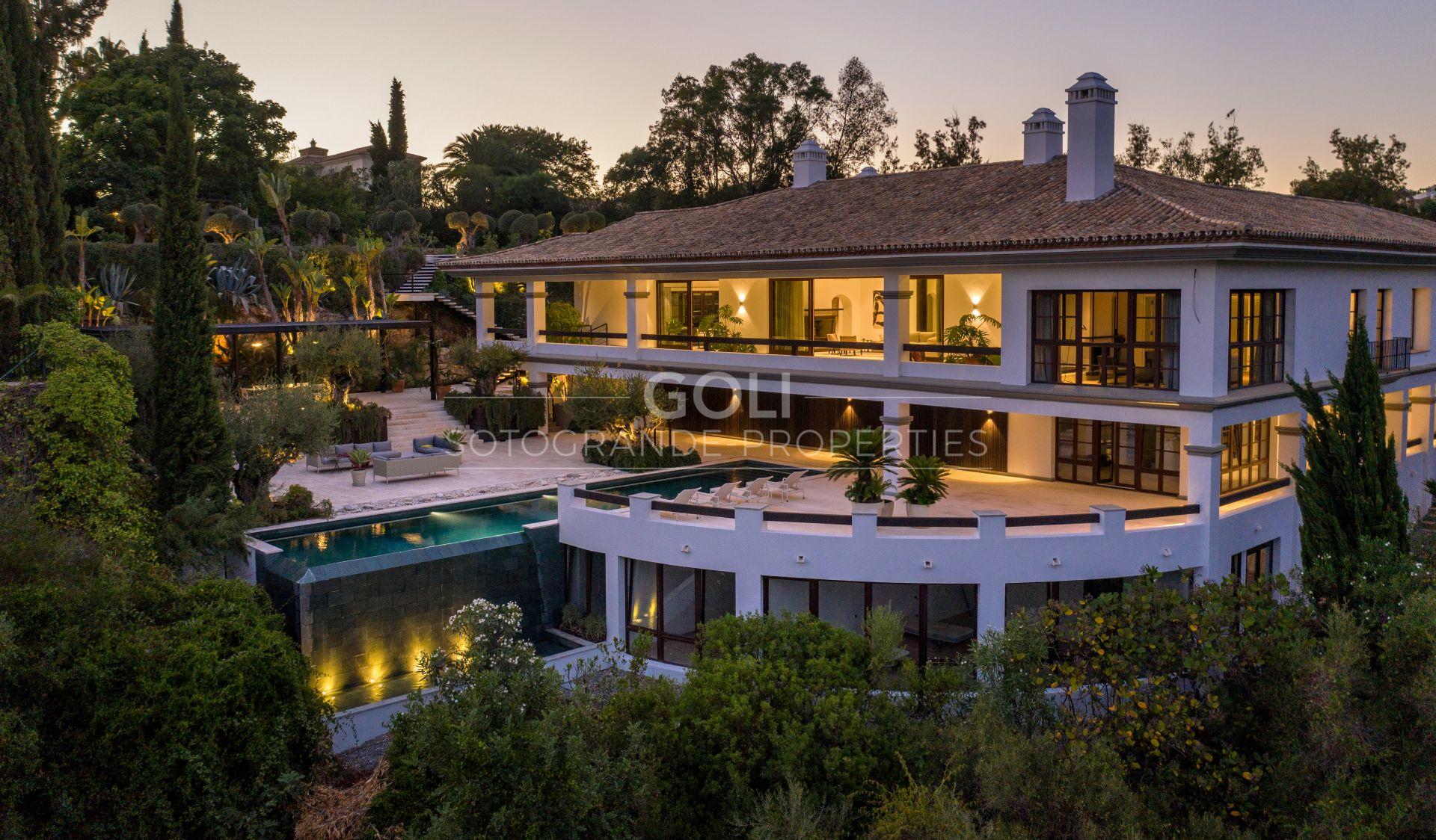 Mansion with Elegance
