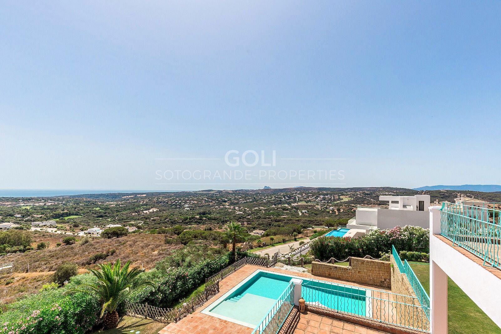 Magnificent villa for sale in La Reserva de Sotogrande