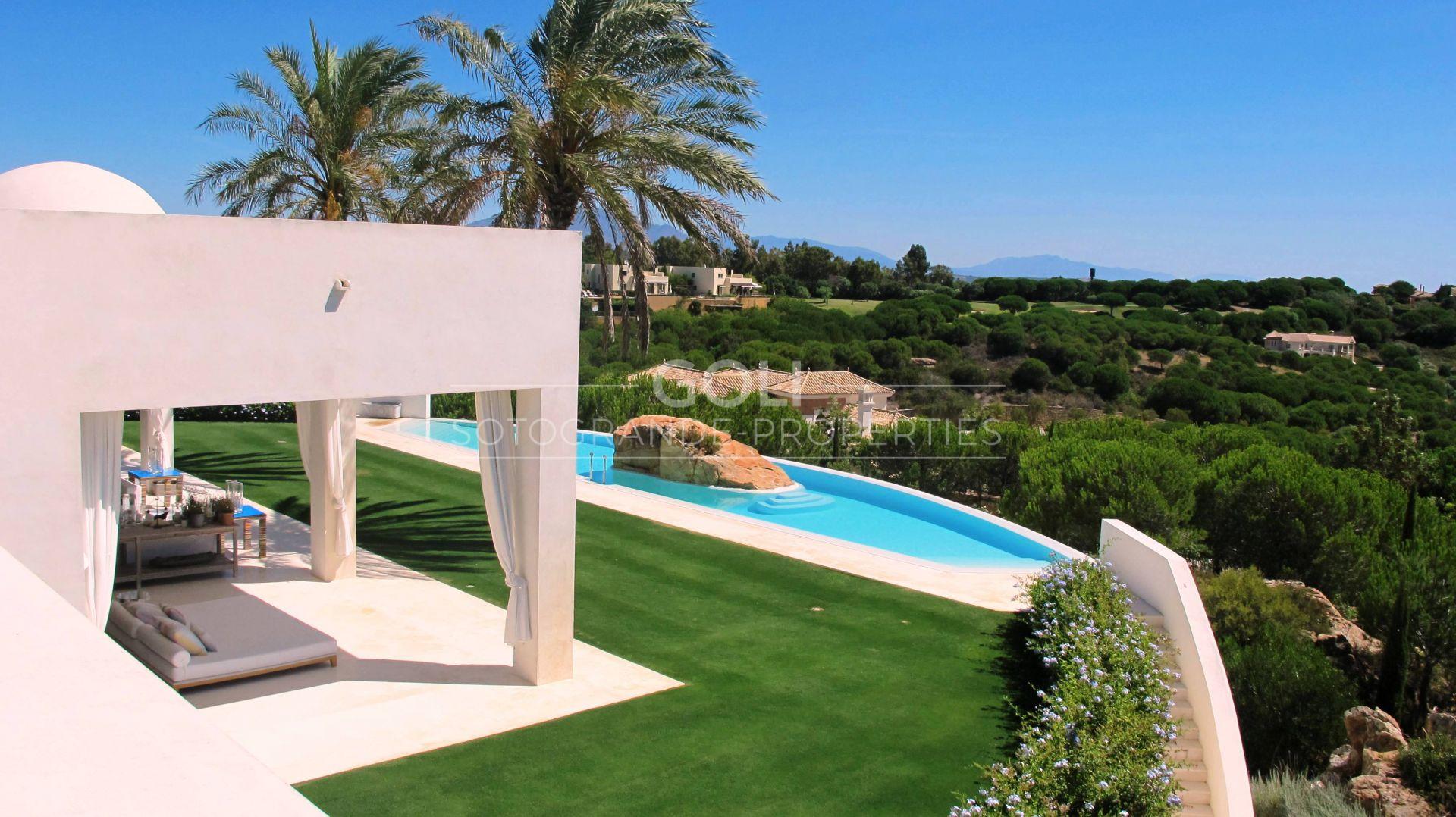 Fantastic villa with amazing views
