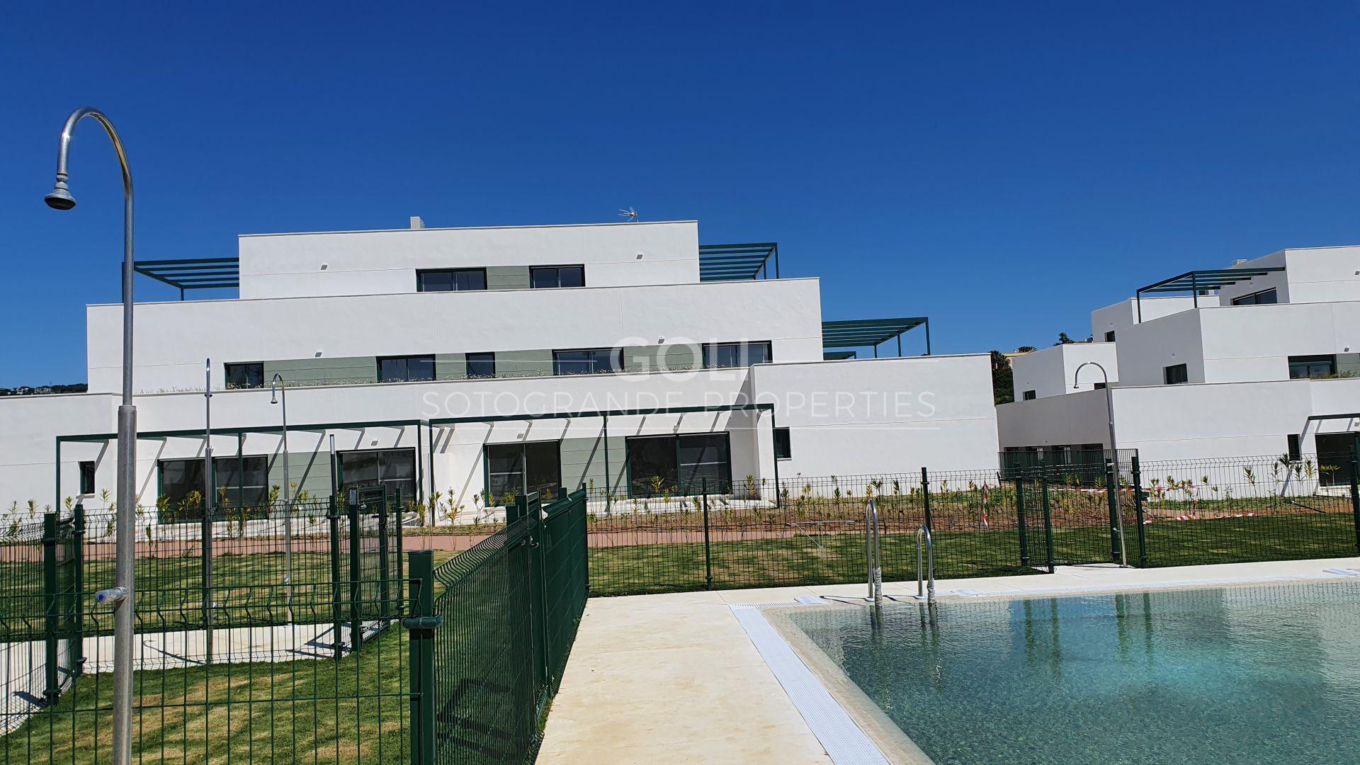 Modern apartments, contemporary style, in La Reserva