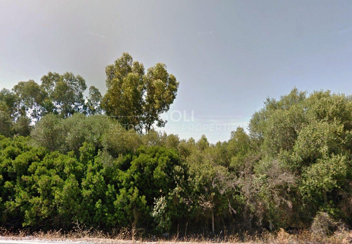 Sea views plot for sale in La Reserva